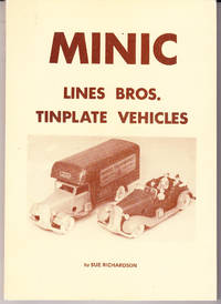 Minic: Lines Bros. Tinplate Vehicles