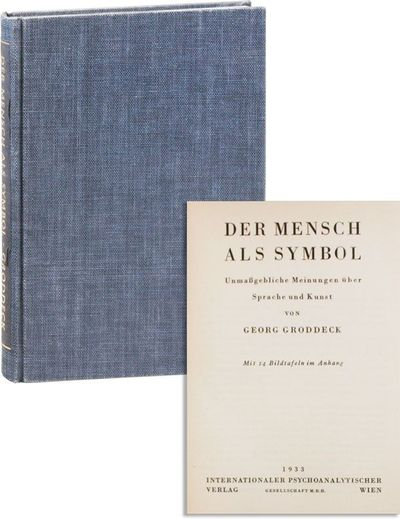 Vienna: Internationaler Psychoanalytischer Verlag, 1933. First Edition. 8vo; 162 pp. First printing....