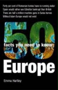 50 Facts You Need to Know. Europe