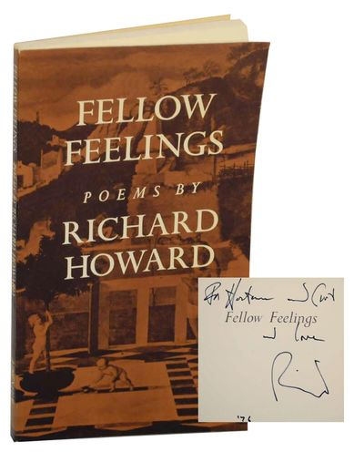 New York: Atheneum, 1976. First edition. Softcover. 77 pages. A paperback original. Howard's sixth c...