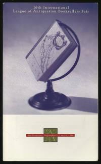 16TH INTERNATIONAL LEAGUE OF ANTIQUARIAN BOOKSELLERS FAIR