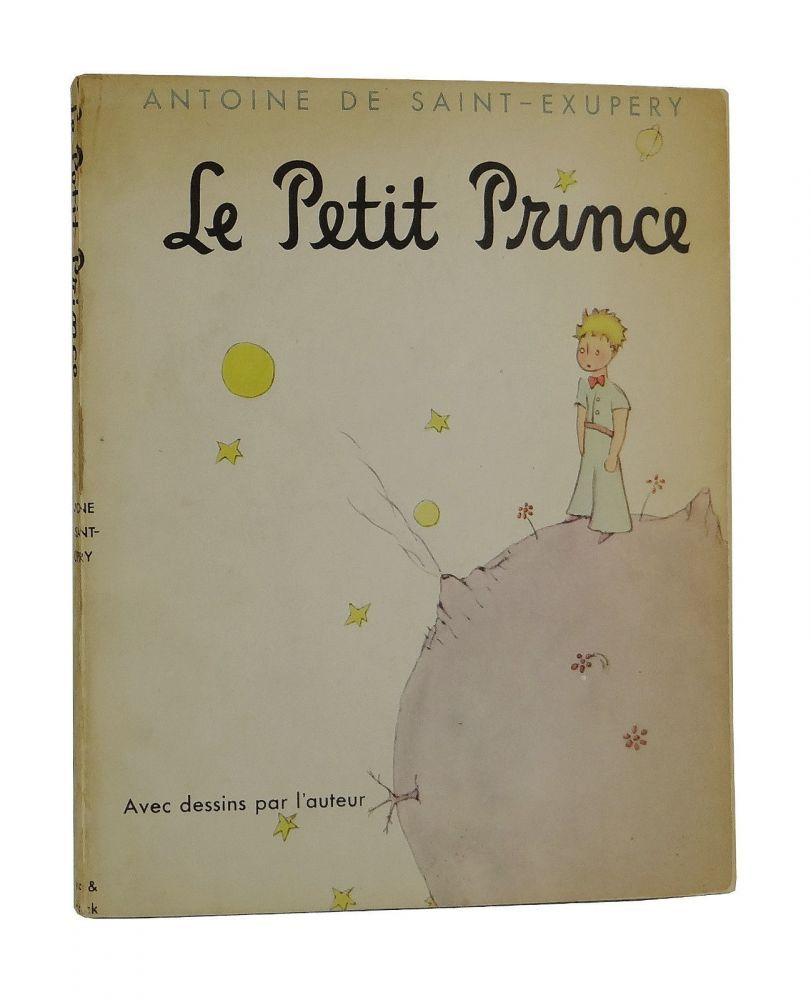 Le Petit Prince By Antoine De Saint Exupery Paperback