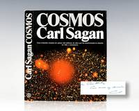 Cosmos. by  Carl Sagan - Signed First Edition - 1980 - from Raptis Rare Books and Biblio.com
