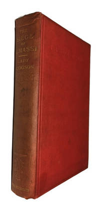 London: George Bell and Sons, 1901. Hardcover. Very Good. frontis (portrait), photos, 2 folding maps...