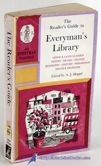 The Reader's Guide to Everyman's Library: 1971 Revised Edition (Everyman's  Library #1889)