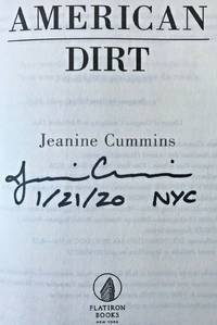 AMERICAN DIRT (SIGNED, DATED & NYC)