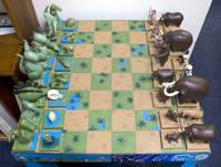 (Evolutionary Chess Set)