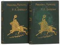 Personal Memoirs of P.H. Sheridan. General United States Army. in Two Volumes ['Shoulder Strap' Edition]