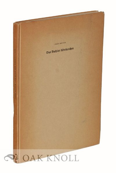 St. Gallen: Verlag Zollikofer & Co, 1945. boards. small 4to. boards. 122 pages. First edition. A stu...