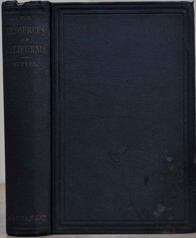 San Francisco, CA: A. Roman and Company, 1866. Book. Very good+ condition. Hardcover. Second edition...