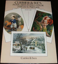 image of Currier_Ives 24 Ready to Mail Full Color Reproduction Postcards