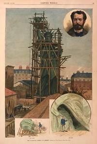 The Bartholdi Statue of Liberty by HARPER'S WEEKLY - 1884 - from Argosy Book Store and Biblio.com