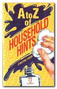 A. to Z. of Household Hints