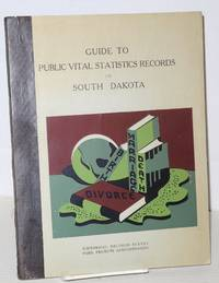 image of Guide to public vital statistics records in South Dakota
