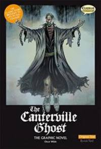 image of The Canterville Ghost: Original Text: The Graphic Novel (British English)
