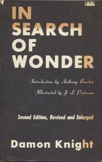 image of IN SEARCH OF WONDER: Essays on Modern Science Fiction