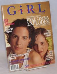 Girlfriends: the magazine of lesbian enjoyment; vol. 1,  #3, Nov/Dec 1994; Dyke Cinema Explodes!