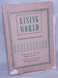 image of Rising world, 365 treasures of human thought and deed... one for every single day of the year..