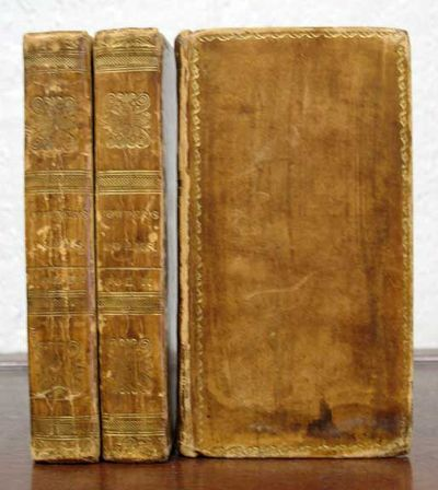 New York: W. B. Gilley / D. Huntington, 1821. 1st edition thus, for the Gilley imprint (American Imp...