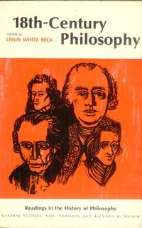 image of Eighteenth-Century Philosophy (Readings in the History of philosophy)
