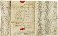 Manuscript Signed Letter of Early Americana Interest, From a British Emigrant  Who Arrived at Philadelphia  During the Whiskey Rebellion of 1794.