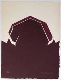 L'Ablatif absolu. [Eaux-fortes de] Pablo Palazuelo. by Couturier, Michel - Palazuelo, Pablo (ill) - 1975