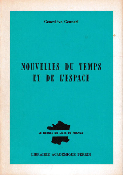 Ottawa: Librairie Academique Perrin, 1965. Paperback. Very good. 189 pp. Light creases and tanning t...