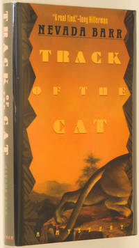 Track of the Cat by  Nevada Barr - Signed First Edition - 1993 - from Christopher Morrow. Bookseller (SKU: 0001275)
