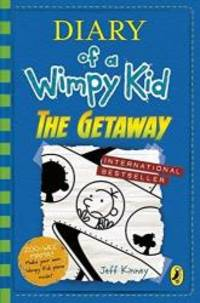 Diary of a Wimpy Kid: The Getaway by JEFF KINNEY - 2018-09-06 - from Books Express (SKU: 0241344271)