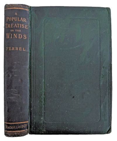 New York:: Macmillan, 1890., 1890. 8vo. vii, , 505, pp. Frontis., figs., index. Green blind- and gil...