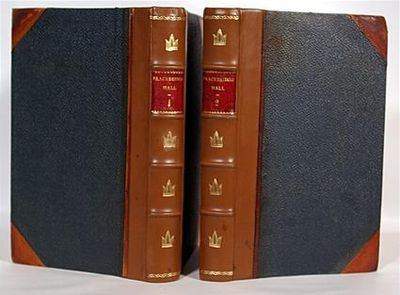 London: John Murray, 1822. First Edition. First printing Both volumes of this two volume set are in ...