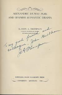 ALEXANDRE DUMAS PERE AND SPANISH ROMANTIC DRAMA