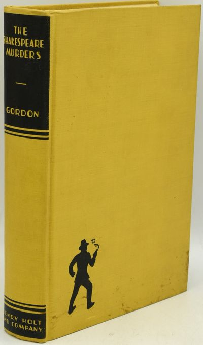 New York: Henry Holt and Company, 1933. First US Edition. Hard Cover. Very Good binding. Features Go...