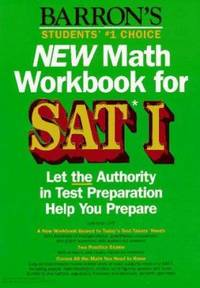New Math Workbook for SAT I