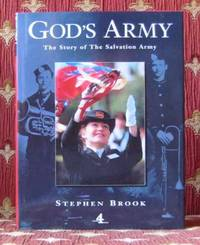 GOD'S ARMY by  Stephen Brooks - Hardcover - 1998 - from Pendleburys - the bookshop in the hills (SKU: 102389)