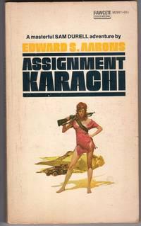 ASSIGNMENT KARACHI - Fawcett Gold Medal # M2881