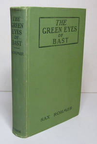 image of THE GREEN EYES OF BAST.