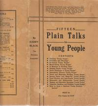 Fifteen Plain Talks to Young People