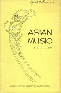 image of Asian Music: II-2; 1971 (Journal of the Society for Asian Music)