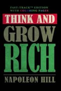 image of Think and Grow Rich (Original 1937 Edition) w/ FastTrack? Edition Coloring Pages