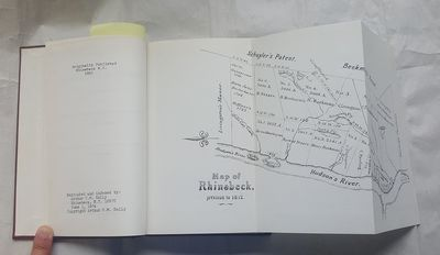 Rhinebeck: Arthur C.M. Kelly, 1974. Reprint. Hardcover. Octavo; VG/Hardcover; Burgundy spine with go...