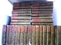 C. Spindlers Werke. Classiker-Ausgabe. 78 Bände in 36 Bände gebunden. Vorhanden sind...