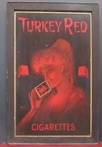 Turkey Red Cigarette Advertising Poster