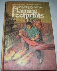 Alfred Hitchcock and the Three Investigators in the Mystery of the Flaming Footprints (#15) by M.V. Carey - Hardcover - 1971 - from Easy Chair Books (SKU: 150511)