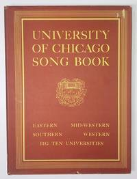 image of University of Chicago Song Book