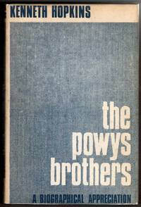 image of The Powys Brothers - A Biographical Appreciation