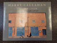 HARRY CALLAHAN: NEW COLOR -PHOTOGRAPHS 1978-1987 [SIGNED]
