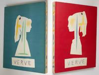 Verve, vol. VIII, n° 29-30 : Vallauris, Suite de 180 dessins de Picasso, 28 novembre 1953 au 3 février 1954