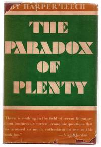image of The Paradox of Plenty