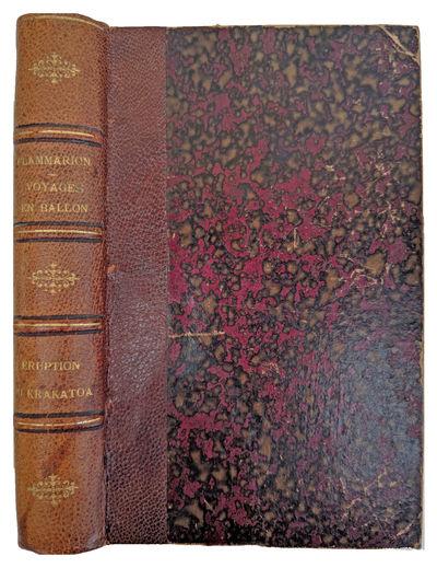 Paris:: C. Marpon et E. Flammarion, , 1880. Sm. 8vo. , iii, , 247, pp. 18 figs. Contemporary quarter...